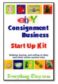 ebay consignment start-up kit