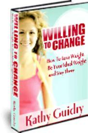 Willing To Change Book | Audio Books | Health and Well Being