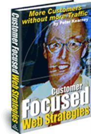 Customers Focused Web Strategies | eBooks | Business and Money