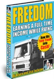 Earning a Full Time Income while RVing | eBooks | Business and Money