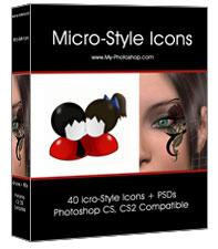DXL Micro-Style Collection | Software | Design Templates