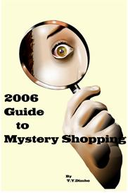 2006 Guide to Mystery Shopping | eBooks | Business and Money