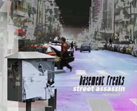 Basement Freaks - Street Assassin EP - All Trax | Music | Electronica