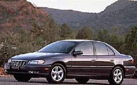 1998 Cadillac Catera MVMA Specifications   Other Files   Documents and Forms