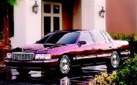 1998 Cadillac Deville MVMA Specifications | Other Files | Documents and Forms