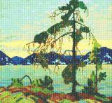 Jack Pine Cross Stitch Pattern | Other Files | Patterns and Templates