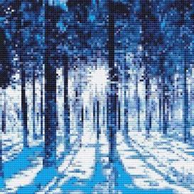 Winter Morning Mini Cross Stitch Pattern | Other Files | Patterns and Templates