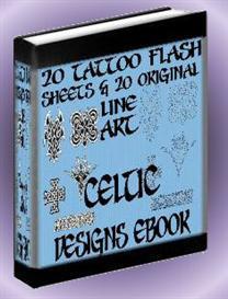 20 Celtic Flash&Line | eBooks | Health