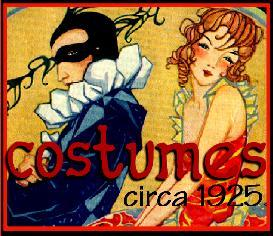 Make CrepePaper Halloween Costumes 1925 Dennison Booklet | eBooks | Arts and Crafts