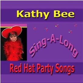 Red Hat Sing-Along CD by Kathy Bee | Music | Karaoke