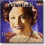 Mahler Das Lied von der Erde, Ferrier, Patzak, Walter '52, 16-bit mono FLAC   Music   Classical