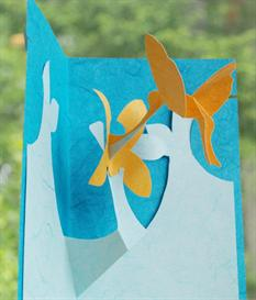 Hummingbird - EasyCutPopup | eBooks | Arts and Crafts