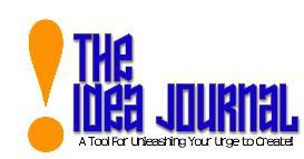 the idea journal