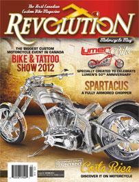 Revolution Motorcycle Magazine Vol.22 english | eBooks | Automotive