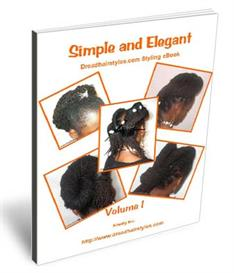 simple and elegant - dreadhairstyles.com ebook - volume i