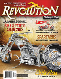 Revolution Motorcycle Magazine Vol.22 francais | eBooks | Automotive