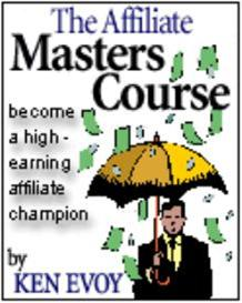 free affiliate masters course