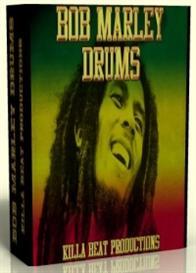 bob marley drum kits & samples