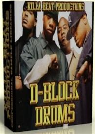 D-Block Drum Kits & Samples | Music | Rap and Hip-Hop