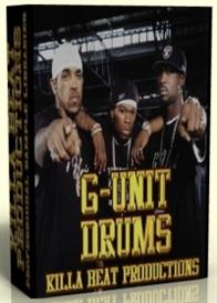 G-Unit Drum Kits & Samples | Music | Rap and Hip-Hop
