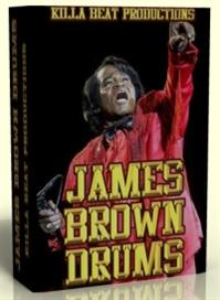 James Brown Drum Kits & Samples | Music | R & B