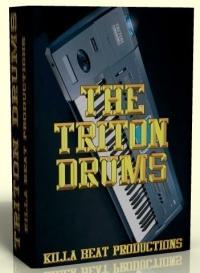 korg triton drum kits