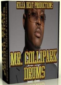 Mr. Collipark Drum Kits & Samples | Music | Rap and Hip-Hop