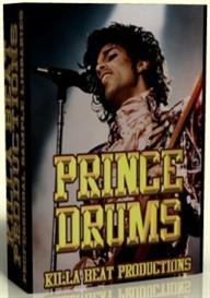 prince drum kits & samples