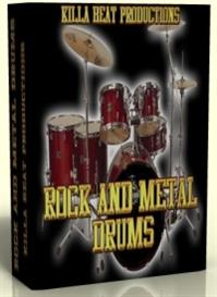 rock & metal drums