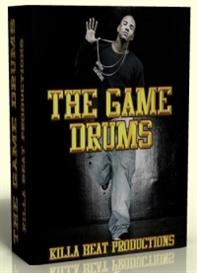 the game drum kits & samples