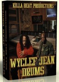 Wyclef Jean Drum Kits & Samples | Music | Rap and Hip-Hop
