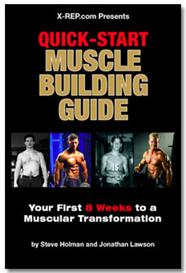 Quick-Start Muscle Building Guide | eBooks | Health