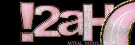 pink peony scrapbooking alphabet
