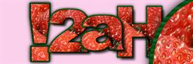 Strawberries Scrapbooking Alphabet | Other Files | Arts and Crafts