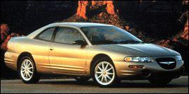 1998 Chrysler Sebring MVMA Specifications | Other Files | Documents and Forms