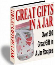 Great Gifts In A Jar | eBooks | Food and Cooking