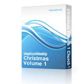 Christmas Volume 1 | Software | Design Templates