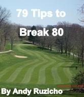 79 Tips to Break 80 in Golf | eBooks | Sports