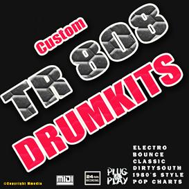 Roland TR808 TR-808 reason kontakt logic fl studio 10 southern soundfont sample | Music | Soundbanks