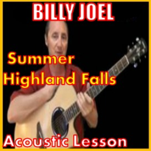 Learn to play Summer Highland Falls by Billy Joel | Movies and Videos | Educational