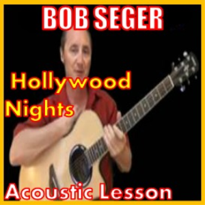 Learn to play Hollywood Nights by Bob Seger | Movies and Videos | Educational
