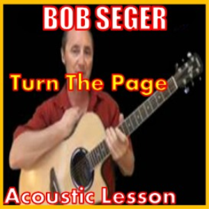 Learn to play Turn The Page by Bob Seger | Movies and Videos | Educational