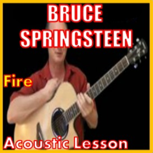 Learn to play Fire by Bruce Springsteen | Movies and Videos | Educational