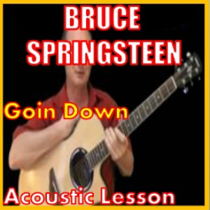 Learn to play Im Goin Down By Bruce Springsteen | Movies and Videos | Educational