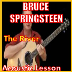Learn to play The River by Bruce Springsteen | Movies and Videos | Educational