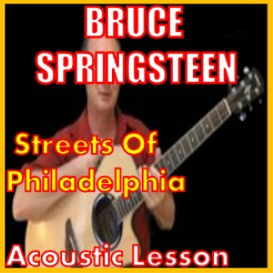 Learn to play Streets Of Philadelphia by Bruce Springsteen | Movies and Videos | Educational