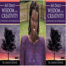 365 Daily Wisdom and Creativity Confessions and Affirmations Audio (CD)