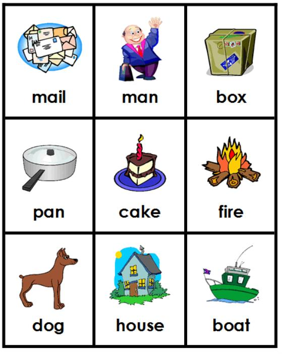 First Additional product image for - Compound Words Printable Activity Set