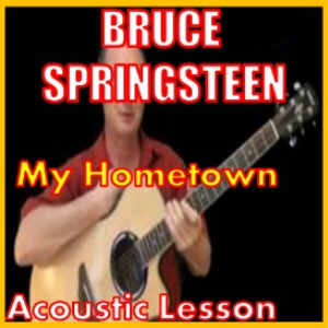Learn To Play My Hometown By Bruce Springsteen | Movies and Videos | Educational