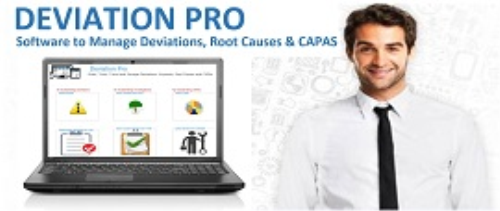 First Additional product image for - Deviation Pro (Investigation, Root Cause anal and CAPA Software) -  Non Enterprise Home Edition